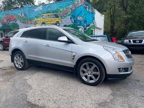 2011 Cadillac SRX for sale at Showcase Motors in Pittsburgh PA