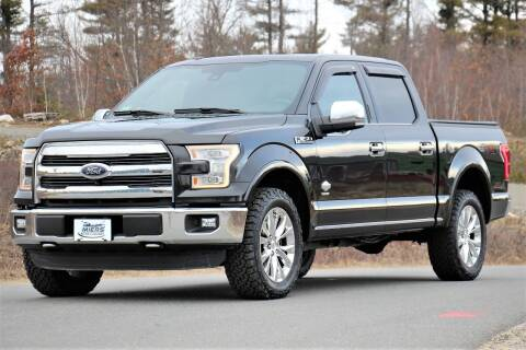 2015 Ford F-150 for sale at Miers Motorsports in Hampstead NH