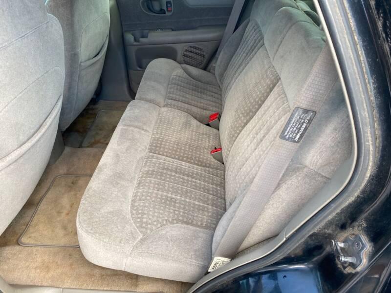 1999 Chevrolet Blazer LS 4dr SUV - Cloverdale VA
