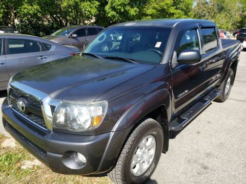 2011 Toyota Tacoma for sale at Capital City Imports in Tallahassee FL