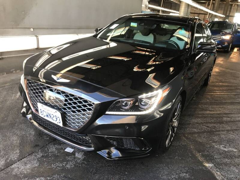 2018 Genesis G80 for sale at San Jose Auto Outlet in San Jose CA