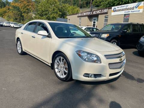 2010 Chevrolet Malibu for sale at Ultra 1 Motors in Pittsburgh PA