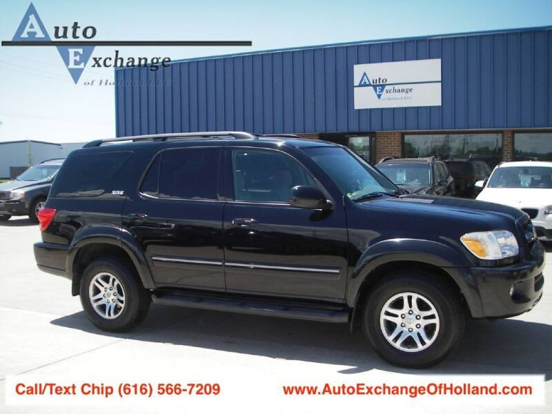 2005 Toyota Sequoia for sale at Auto Exchange Of Holland in Holland MI