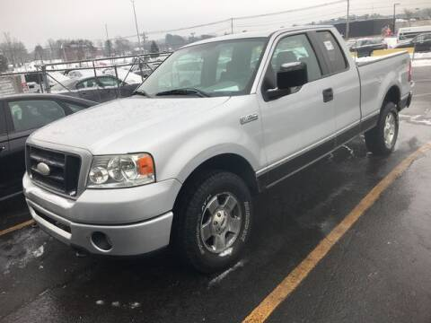 2007 Ford F-150 for sale at Plymouthe Motors in Leominster MA