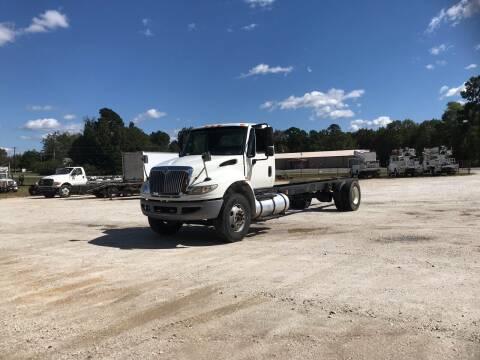 2016 International DuraStar 4300 for sale at Ramsey Truck Sales LLC in Benton AR