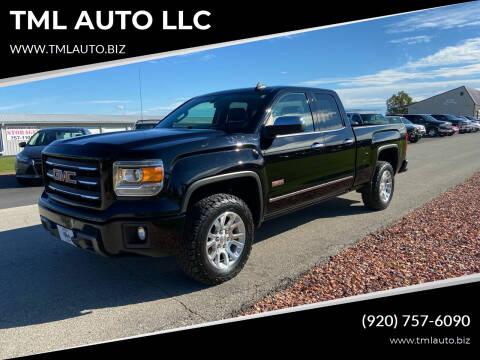 2015 GMC Sierra 1500 for sale at TML AUTO LLC in Appleton WI