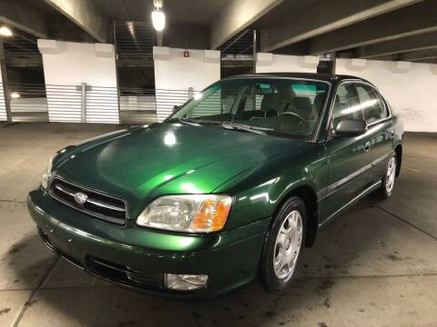 2002 Subaru Legacy for sale at Rave Auto Sales in Corvallis OR
