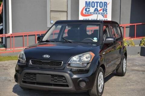 2013 Kia Soul for sale at Motor Car Concepts II - Kirkman Location in Orlando FL