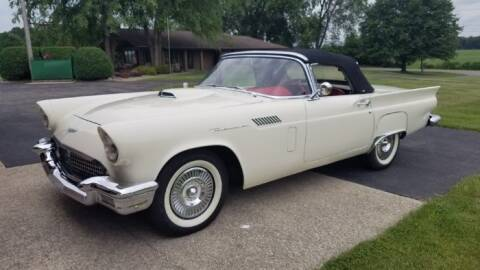 1957 Ford Thunderbird for sale at Haggle Me Classics in Hobart IN