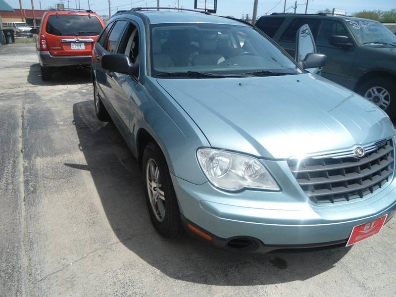 2008 Chrysler Pacifica for sale at G T Motorsports in Racine WI