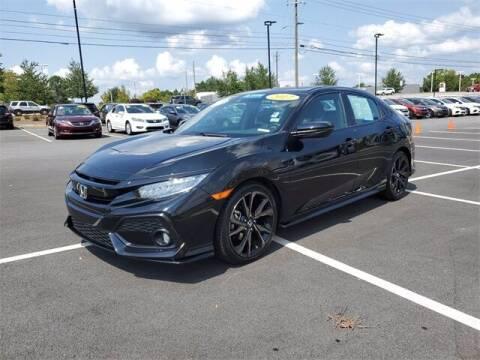 2017 Honda Civic for sale at Southern Auto Solutions - Honda Carland in Marietta GA