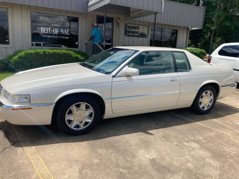 2002 Cadillac Eldorado for sale at Peppard Autoplex in Nacogdoches TX