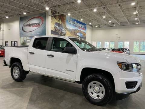 2018 Chevrolet Colorado for sale at Godspeed Motors in Charlotte NC