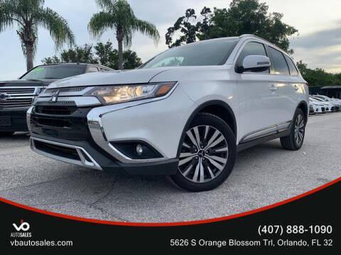 2019 Mitsubishi Outlander for sale at V & B Auto Sales in Orlando FL