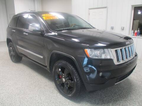 2012 Jeep Grand Cherokee for sale at LaFleur Auto Sales in North Sioux City SD