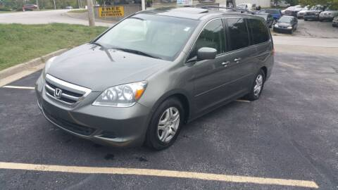 2007 Honda Odyssey for sale at Used Auto LLC in Kansas City MO