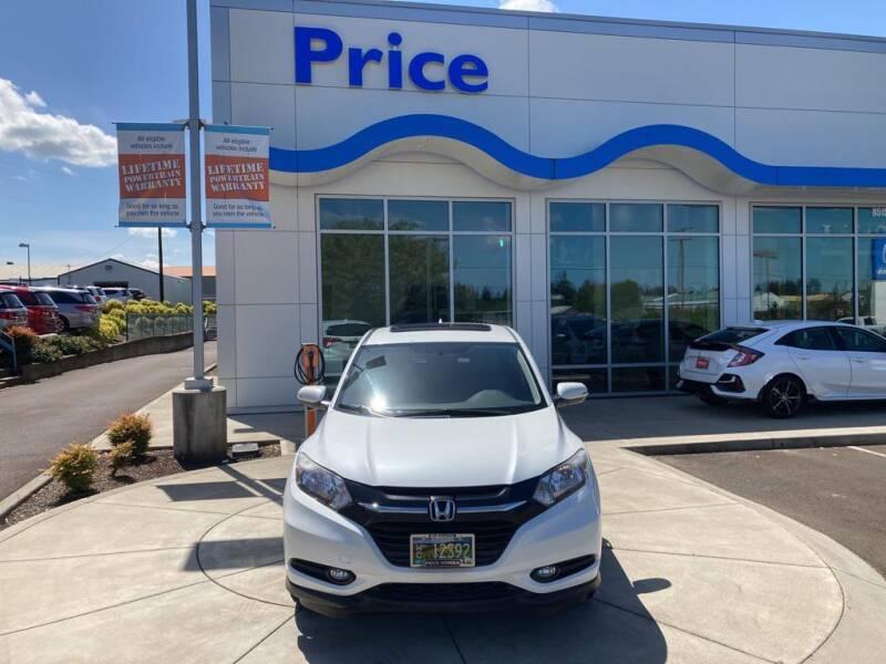 2016 Honda HR-V for sale in Mcminnville, OR