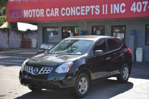 2011 Nissan Rogue for sale at Motor Car Concepts II - Apopka Location in Apopka FL