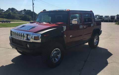 2005 HUMMER H2 SUT for sale at More 4 Less Auto in Sioux Falls SD