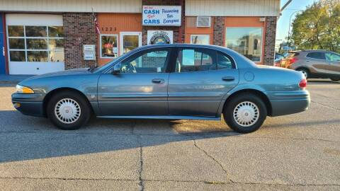 2001 Buick LeSabre for sale at Twin City Motors in Grand Forks ND