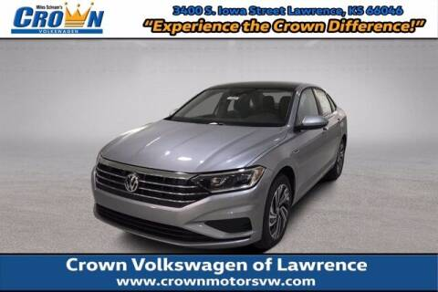 2020 Volkswagen Jetta for sale at Crown Automotive of Lawrence Kansas in Lawrence KS