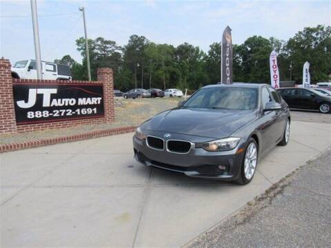 2014 BMW 3 Series for sale at J T Auto Group in Sanford NC