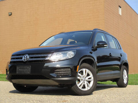 2016 Volkswagen Tiguan for sale at Autohaus in Royal Oak MI
