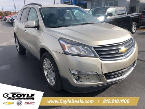 2013 Chevrolet Traverse for sale at COYLE GM - COYLE NISSAN in Clarksville IN