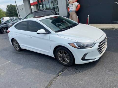 2018 Hyundai Elantra for sale at Car Revolution in Maple Shade NJ