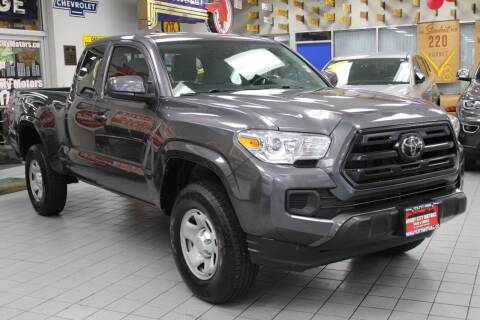 2018 Toyota Tacoma for sale at Windy City Motors in Chicago IL