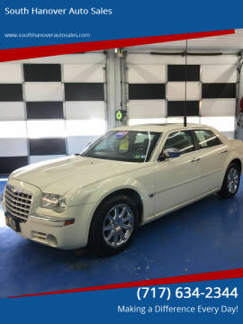 2007 Chrysler 300 for sale at South Hanover Auto Sales in Hanover PA