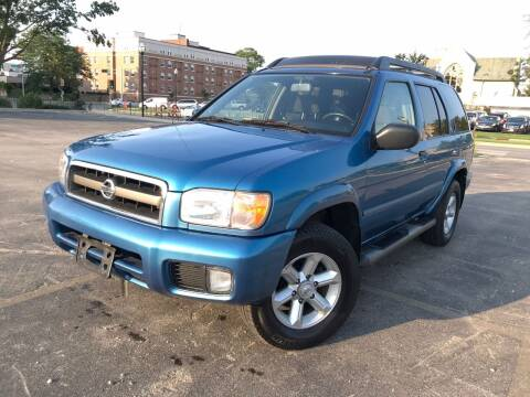 2003 Nissan Pathfinder for sale at Your Car Source in Kenosha WI
