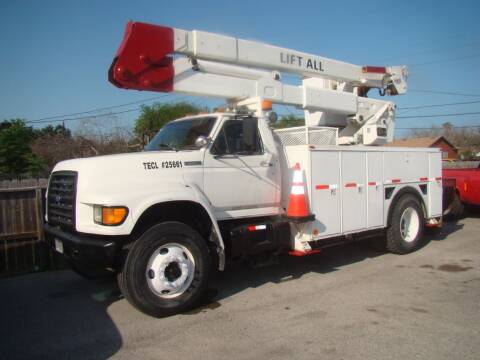 1997 Ford F-800 for sale at Rocky's Auto Sales in Corpus Christi TX