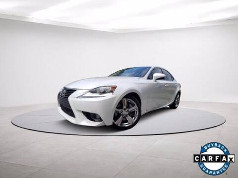 2014 Lexus IS 350 for sale at Carma Auto Group in Duluth GA