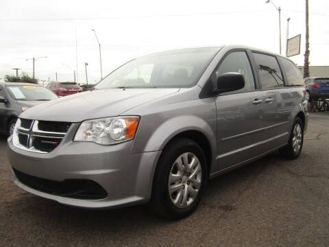 2016 Dodge Grand Caravan for sale at More Info Skyline Auto Sales in Phoenix AZ