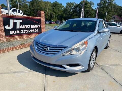 2011 Hyundai Sonata for sale at J T Auto Group in Sanford NC