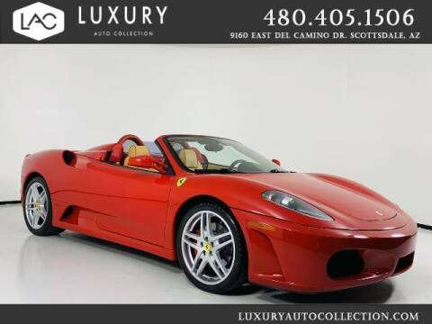 2007 Ferrari F430 for sale at Luxury Auto Collection in Scottsdale AZ