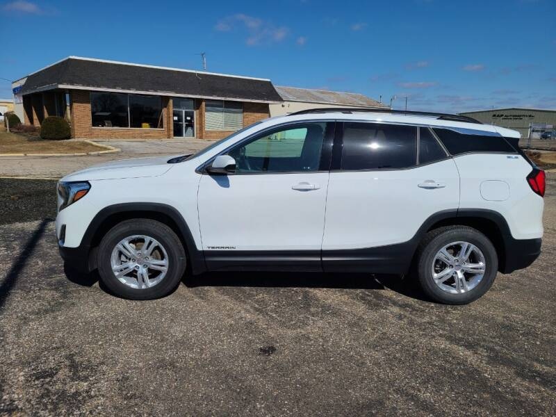 2019 GMC Terrain for sale at RAP Automotive in Goshen IN