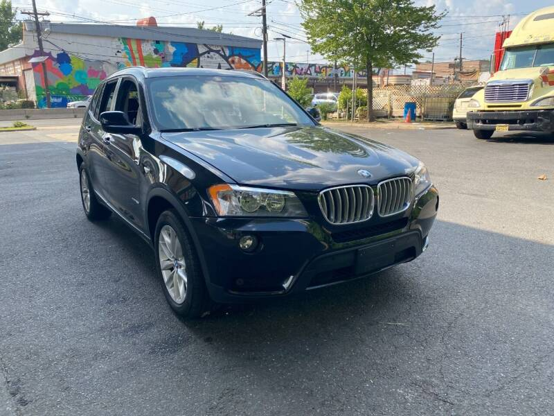 2013 BMW X3 for sale at Exotic Automotive Group in Jersey City NJ