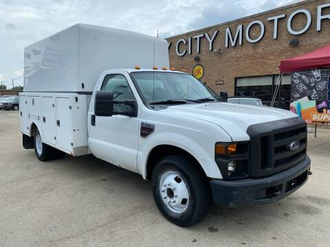 2008 Ford F-350 Super Duty for sale at Windy City Motors in Chicago IL
