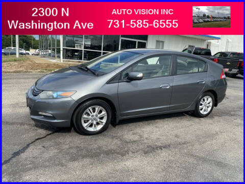 2010 Honda Insight for sale at Auto Vision Inc. in Brownsville TN