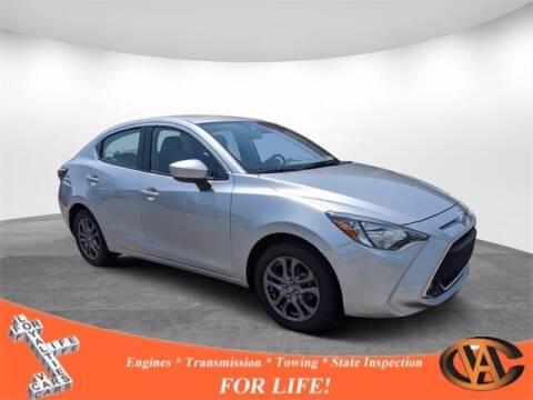 2019 Toyota Yaris for sale at VA Cars Inc in Richmond VA