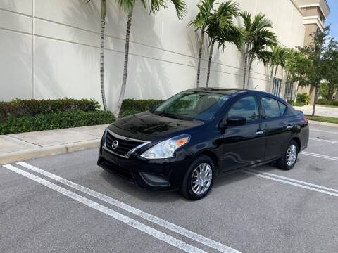 2019 Nissan Versa for sale at Keen Auto Mall in Pompano Beach FL