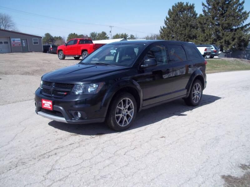 2018 Dodge Journey for sale at SHULLSBURG AUTO in Shullsburg WI