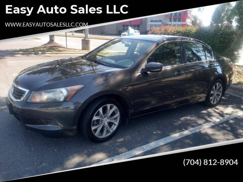 2008 Honda Accord for sale at Easy Auto Sales LLC in Charlotte NC