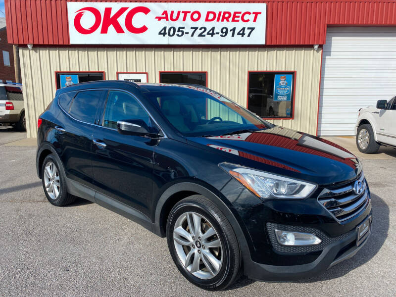 2015 Hyundai Santa Fe Sport for sale at OKC Auto Direct, LLC in Oklahoma City OK
