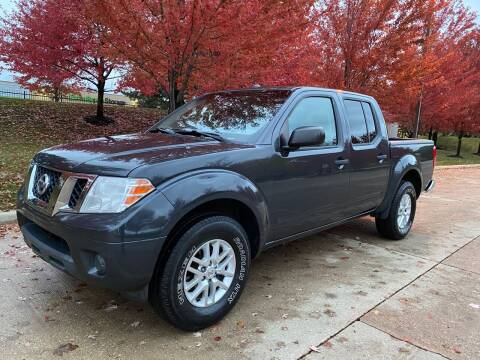 2014 Nissan Frontier for sale at Western Star Auto Sales in Chicago IL