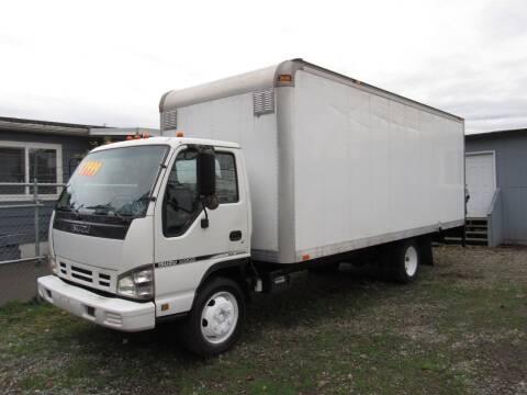 2006 Isuzu NQR for sale at Royal Auto Sales, LLC in Algona WA
