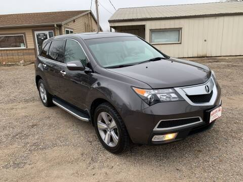 2011 Acura MDX for sale at Truck City Inc in Des Moines IA