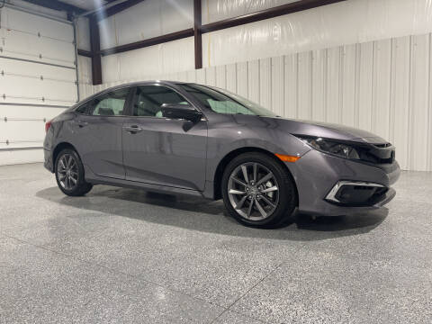 2020 Honda Civic for sale at Hatcher's Auto Sales, LLC in Campbellsville KY